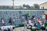 Lower school playground