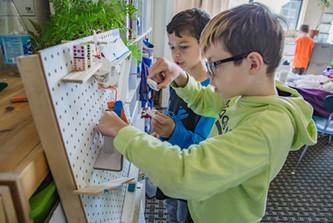 Third Grade Rube Goldberg