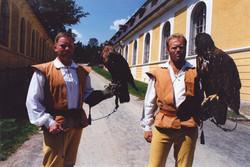 Zámek Kozel u Plzně rok 2000