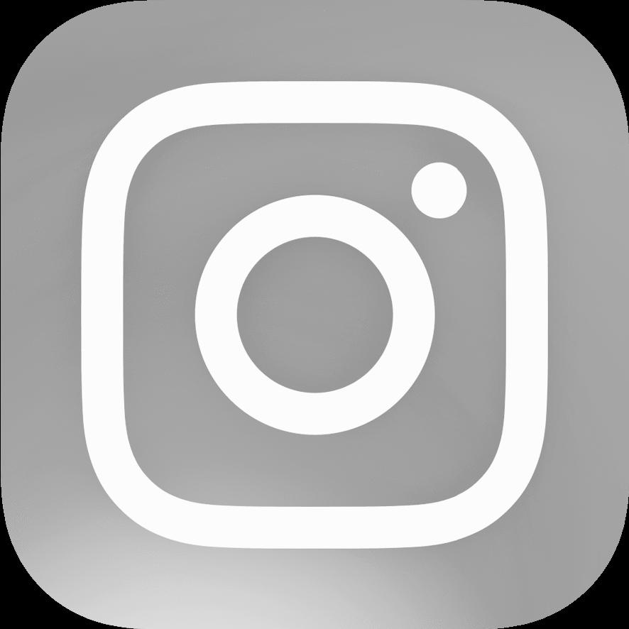 Instagram Icon Black & White