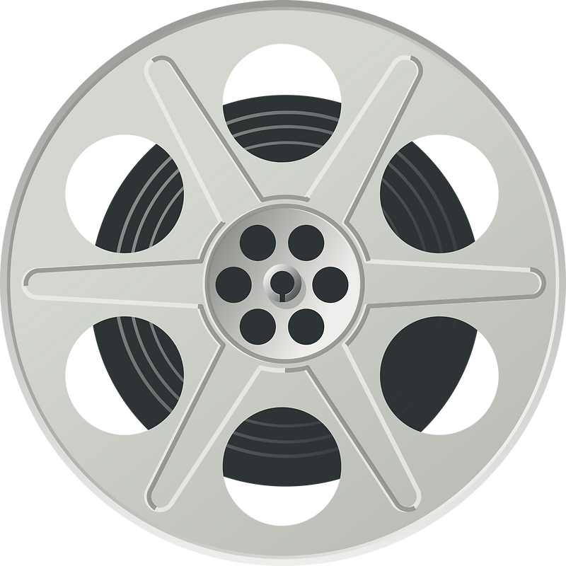 Filmography Film Reel.png