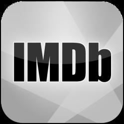 IMDb Icon Black & White