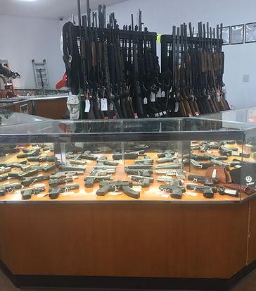 Hand Guns and Long Guns