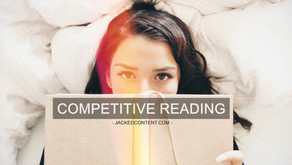 Competitive Reading and Other Sad Things :(