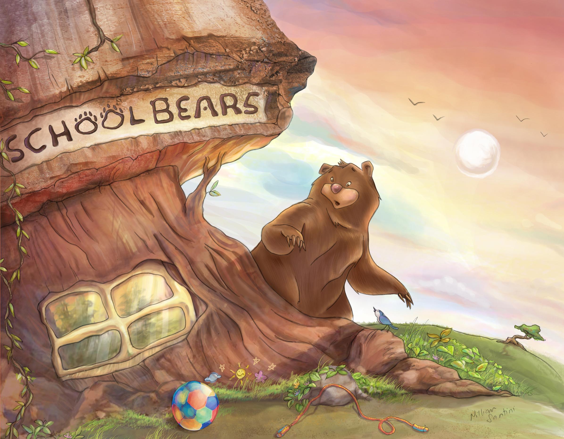 Escola de Ursos