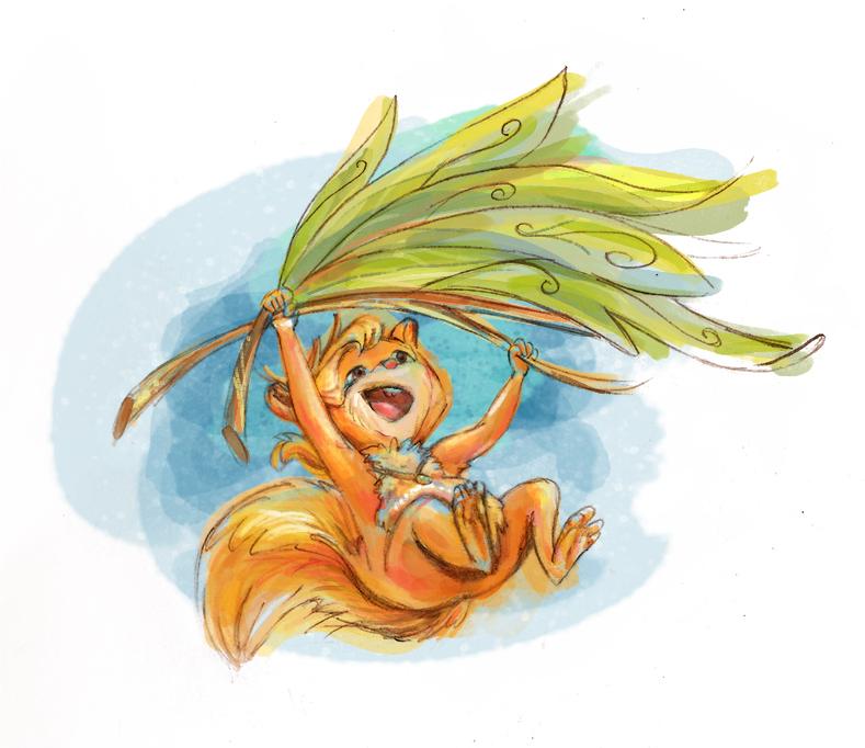 Esquilo voador