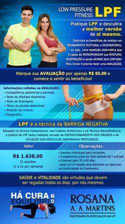 Flyer LPF para Instagran/Whatsapp