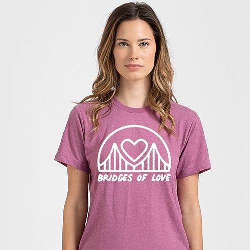 Bridges Of Love T-shirt
