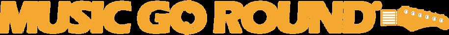 Headstock Yellow Letters Logo Transparen