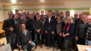 David Filgertshofer führt Kreistagkandidatur der Bunten Liste an