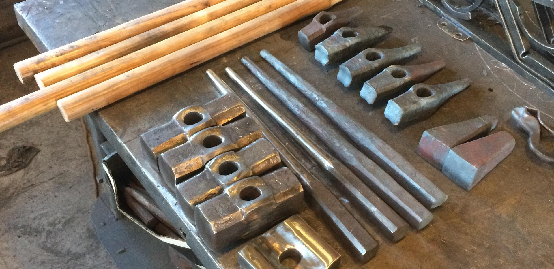 Hammer making tools