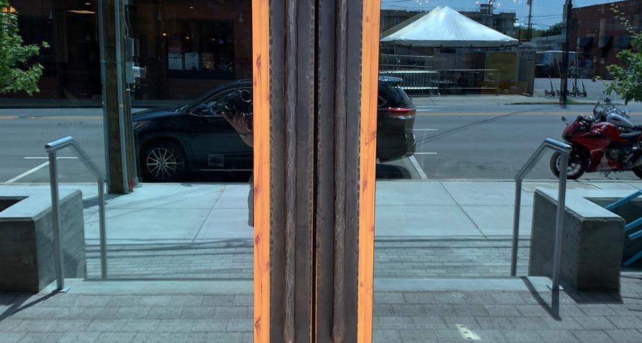 Heavy Door Pulls