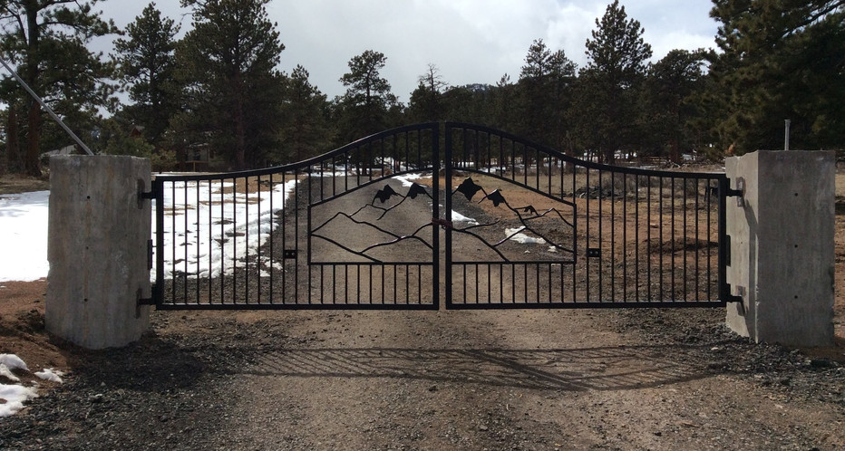 Mountain Gates