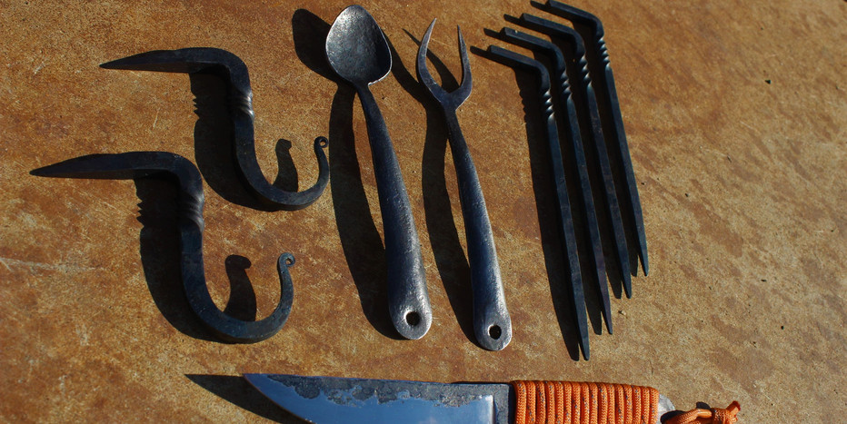Camp Tool Set