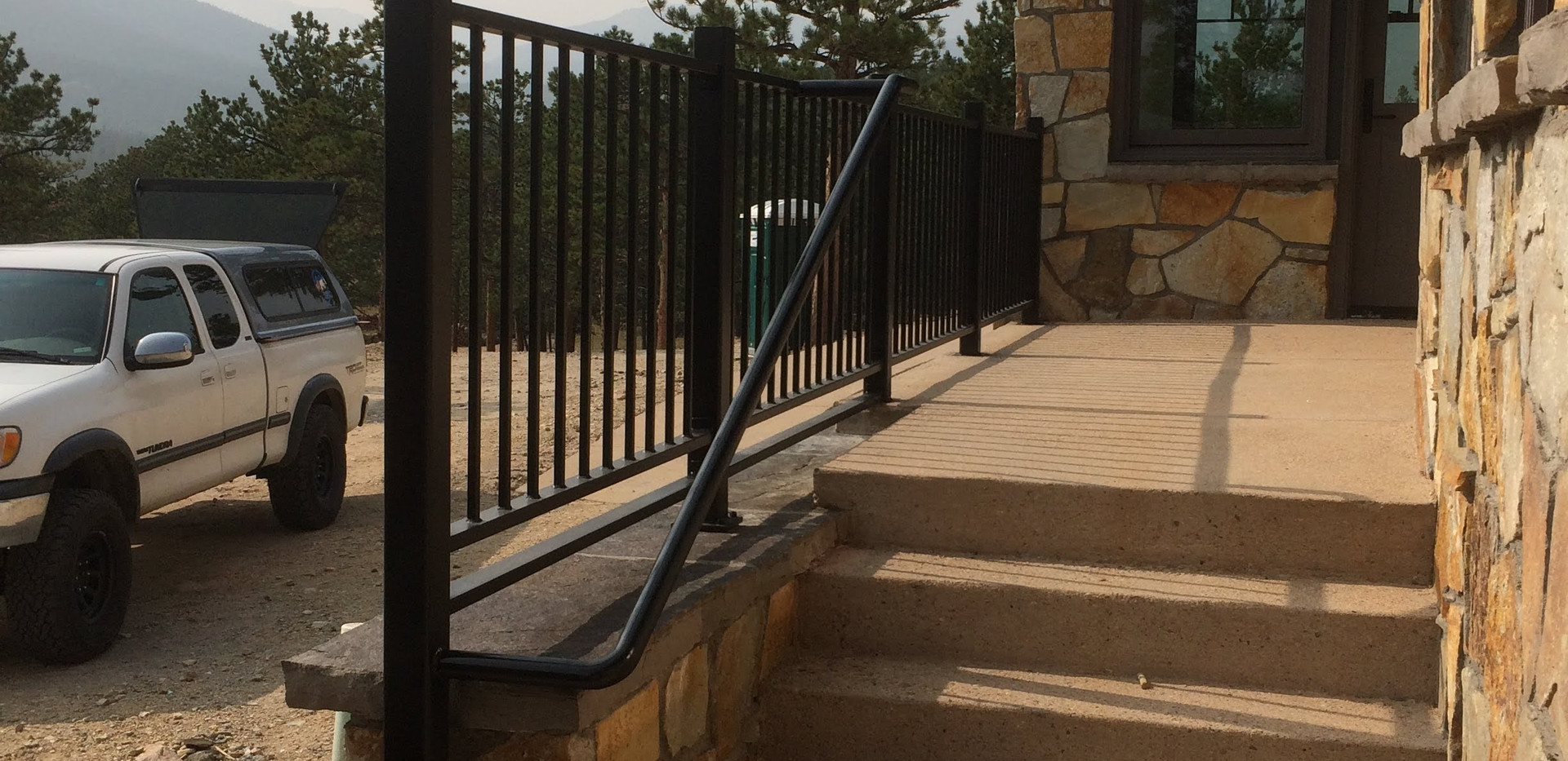Fabricated Railing