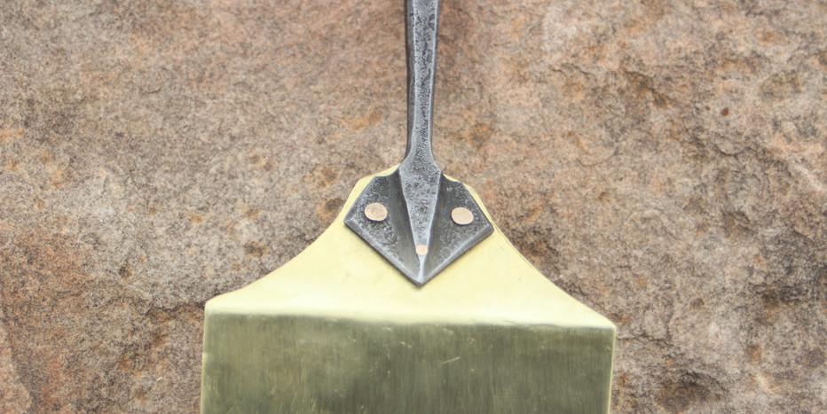 Grill spatula