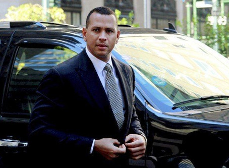 A-ROD TIRED OF PAYING $115,000 A MONTH IN CHILD SUPPORT AND ALIMONY!!