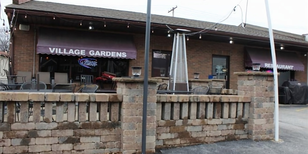 Larry Alltop Performs at Village Gardens Restaurant & Pastries