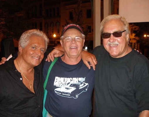 Larry with Donnie Guinter and Rich Underwood