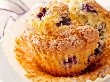 Very Berry-licious Muffins