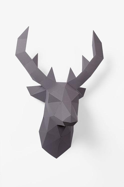 Paper Shape paper shape deer johnson waters rye johnsonwaters com au