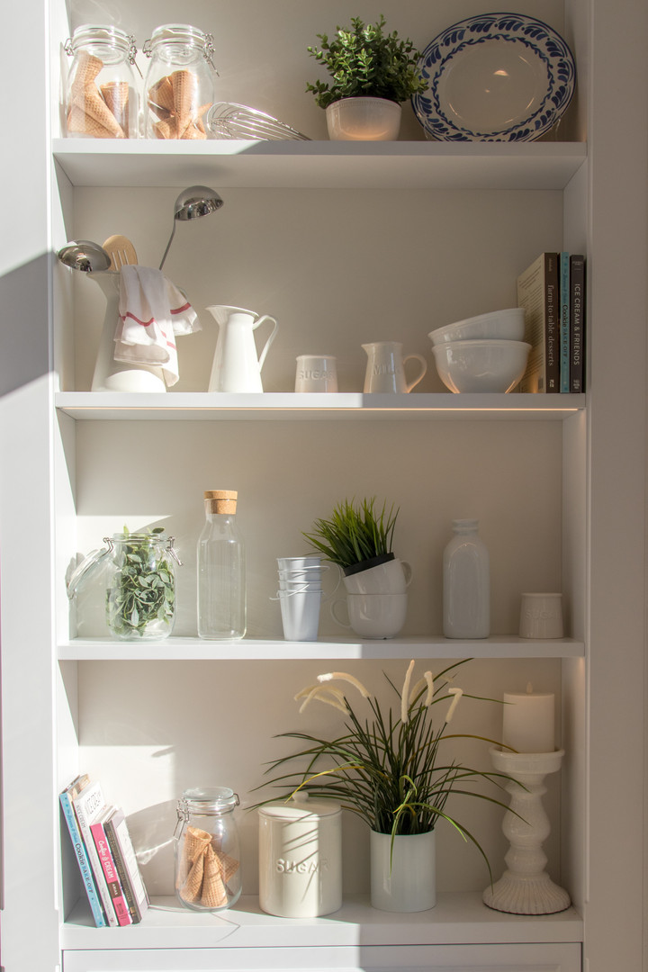 Organised and styled