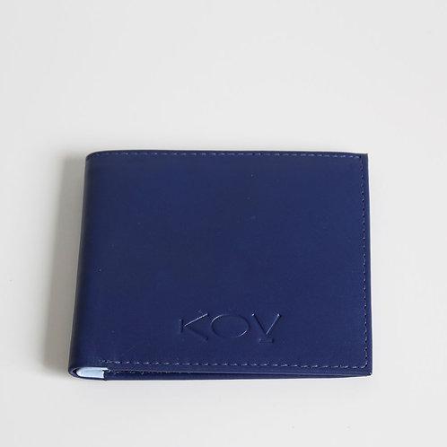 KOV - Slim Wallet - Blue