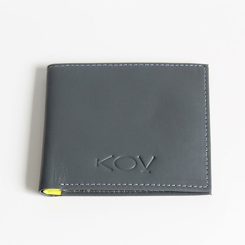KOV - Slim Wallet - Yellowfin