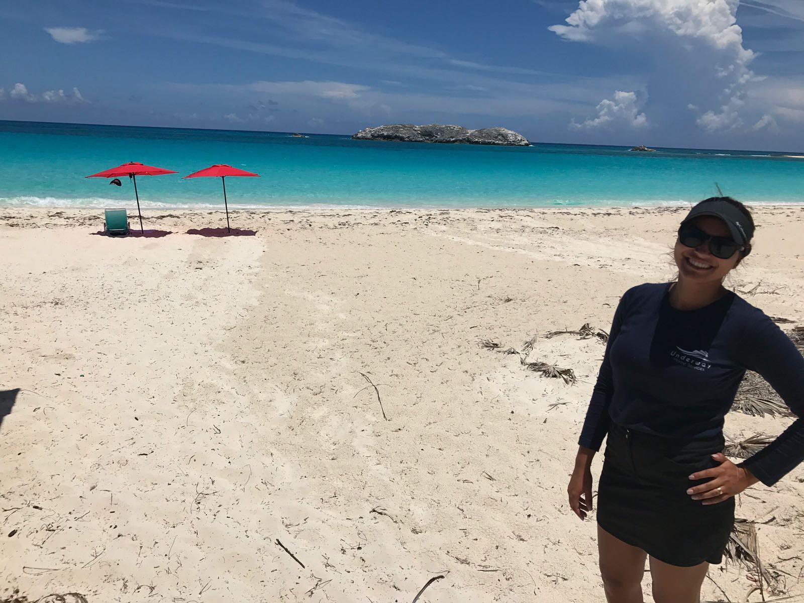 Pink sand beach - Eleuthra