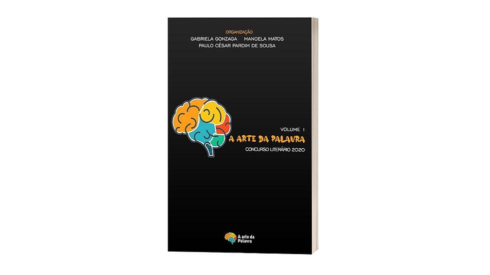 """Antologia """"Concurso Literário A Arte da Palavra"""""""