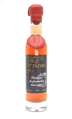 FAIVRE® Douceur de Prunelles sauvages   (10 Cl)