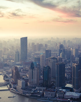 Shanghai at Dusk
