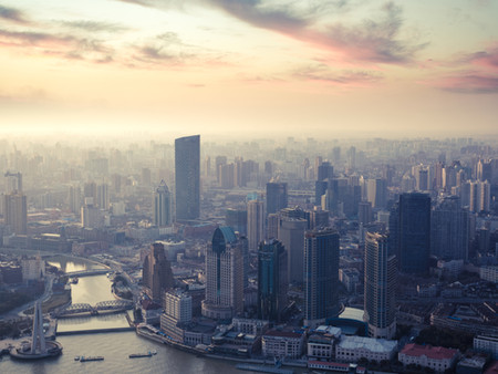 China's leading economic power in the world
