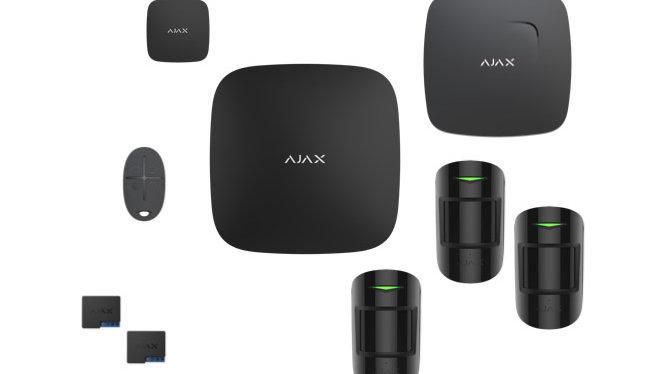Kit Ajax Safety & Security