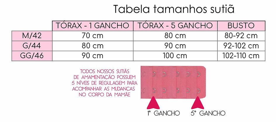 d3678ccb7 TABELA TAMANHOS CALCINHAS