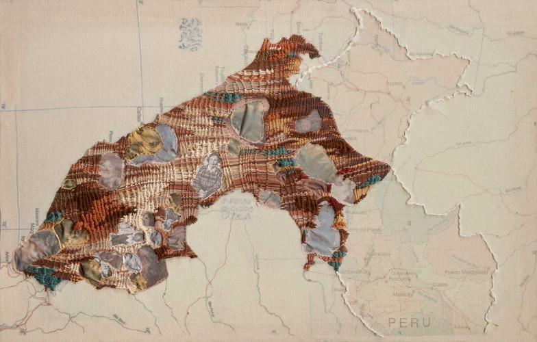 Memoria de una geografía plana