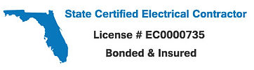 Florida State Certified Electrical Contractor