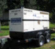 105kw Generator Rental