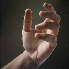 Design das mãos