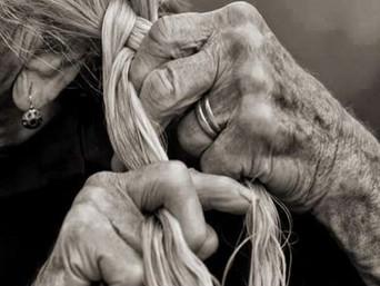 Envelhecimento das mãos