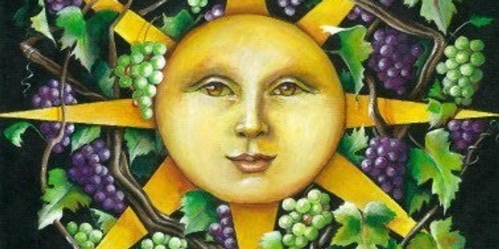 New Moon Ritual Circle