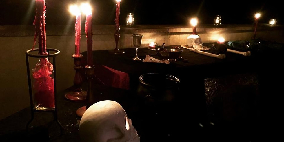 Magick with the Spiritual Tour Guide: Altering Your Altar