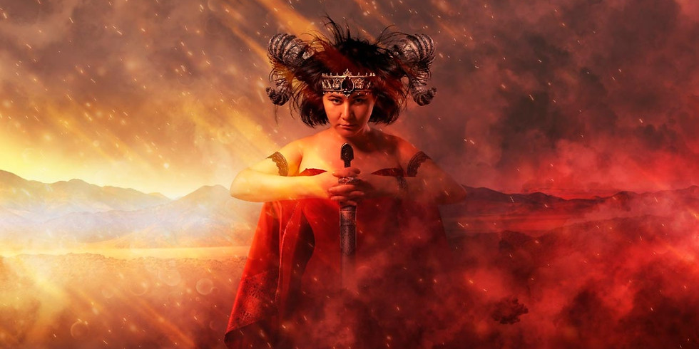Wild Goddess: Wise Women, Shamans and Healers