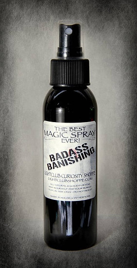 Badass Banishing Protection Spray