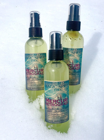 Mercury Retrograde Spray