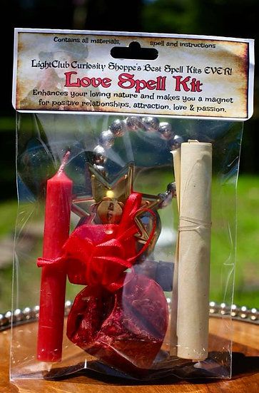 Love Spell Kit