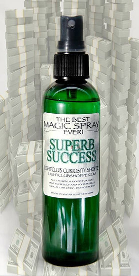 Superb Success Spray