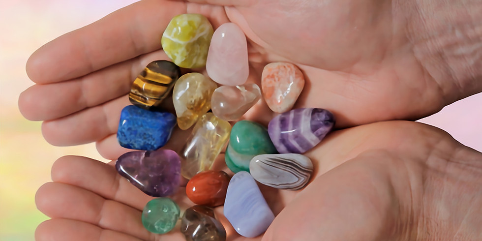 Magick with the Spiritual Tour Guide: Crystal Reading