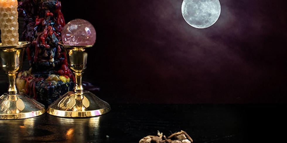 Full Moon Ritual & Potluck