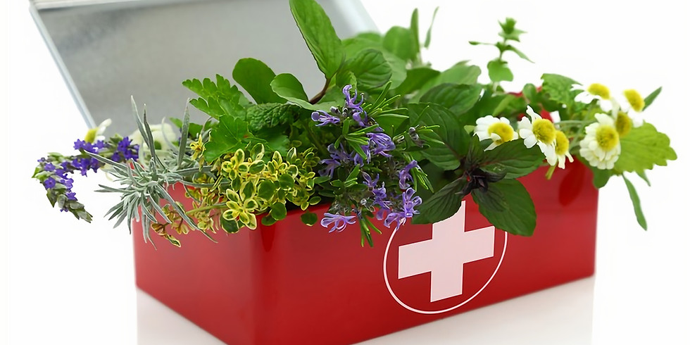 Herbal Magick: Natural First Aid Kit